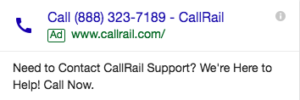 call-only ads