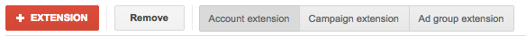 adwords call extension set up
