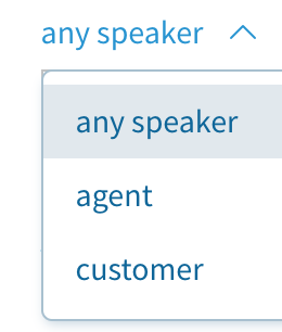 Choose which speaker to track with Keyword spotting