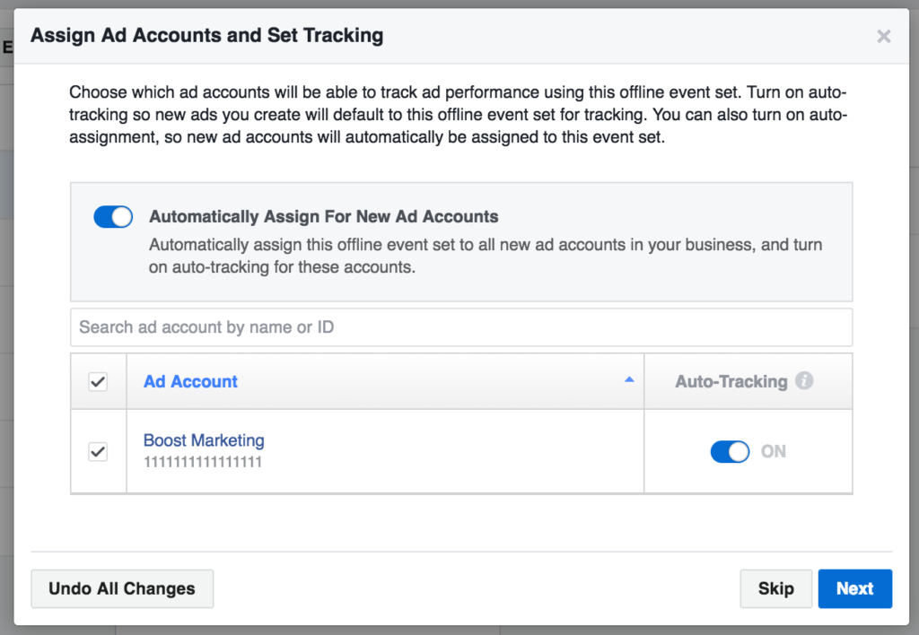 A look at setting up new advertisements in Facebook Ads