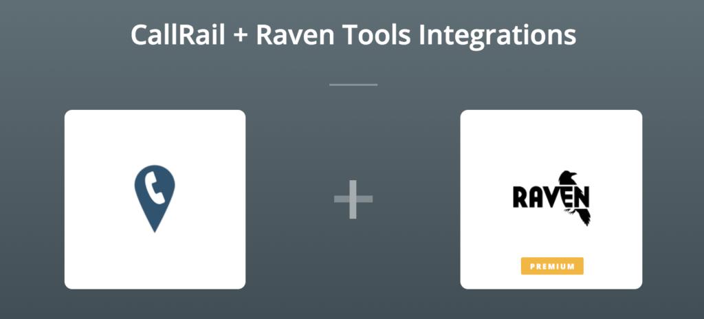 callrail raven tools integration